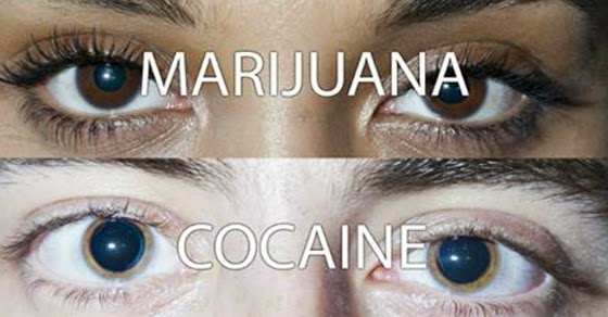 How To Identify A Drug User By Looking At Their Eyes