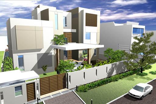 Desain Rumah Art Deco 2016