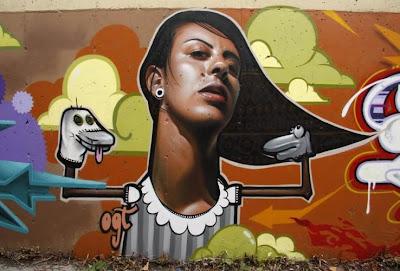 surrealism graffiti
