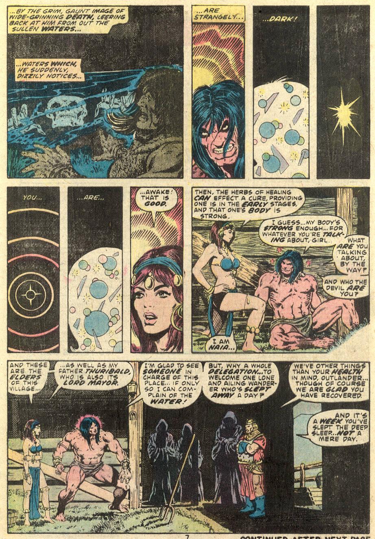 Conan the Barbarian (1970) Issue #64 #76 - English 6