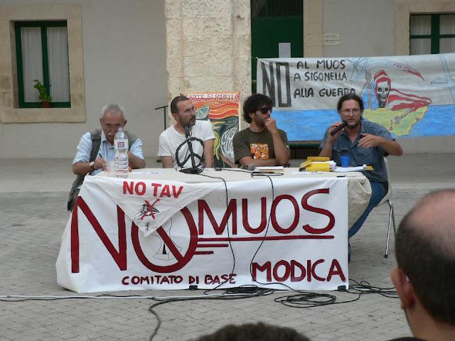 Fermiamo il MUOS 30 giugno Modica   fotografie by 10