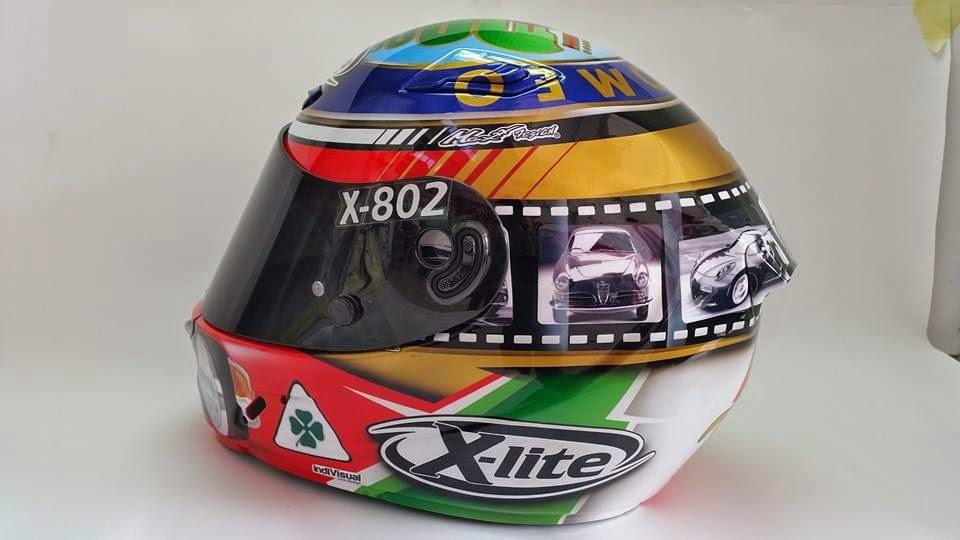 racing helmets garage x lite x 802r j guarnoni magny. Black Bedroom Furniture Sets. Home Design Ideas