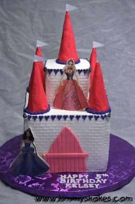 Barbie Castle Cake Images : Barbie Castle Wedding Cakes Pictures Ideas Wedding Ido