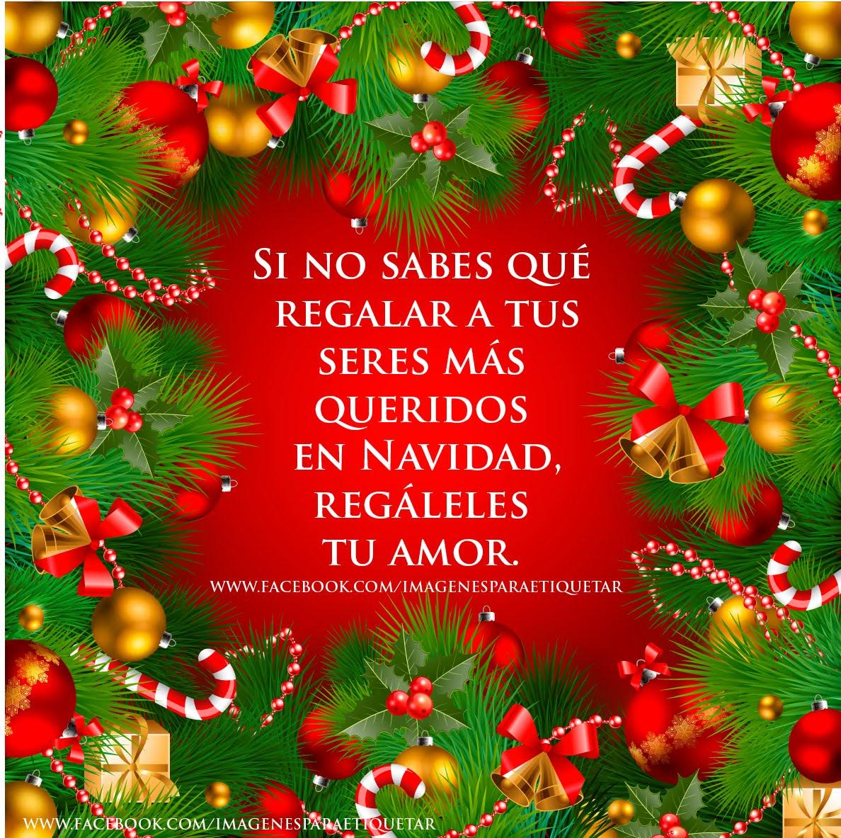 Imagenes con frases navide as para compartir en facebook - Las mejores felicitaciones navidenas ...