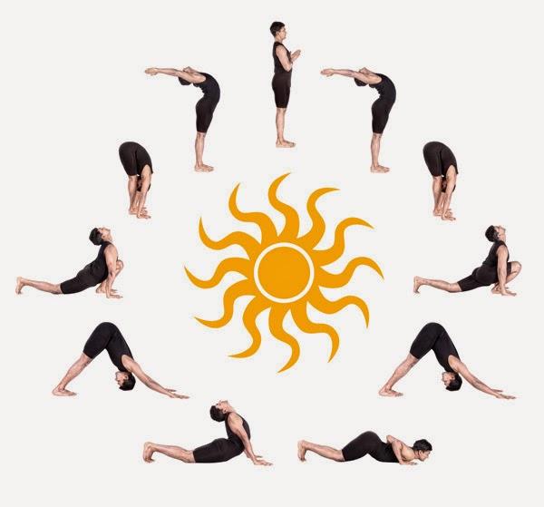 Yoga power simple yoga poses for cervical spondylosis sun salutation credits stylecraze altavistaventures Choice Image