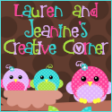 Lauren and Jeanines Creative Corner