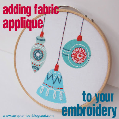 septemberhouse applique embroidery tutorial