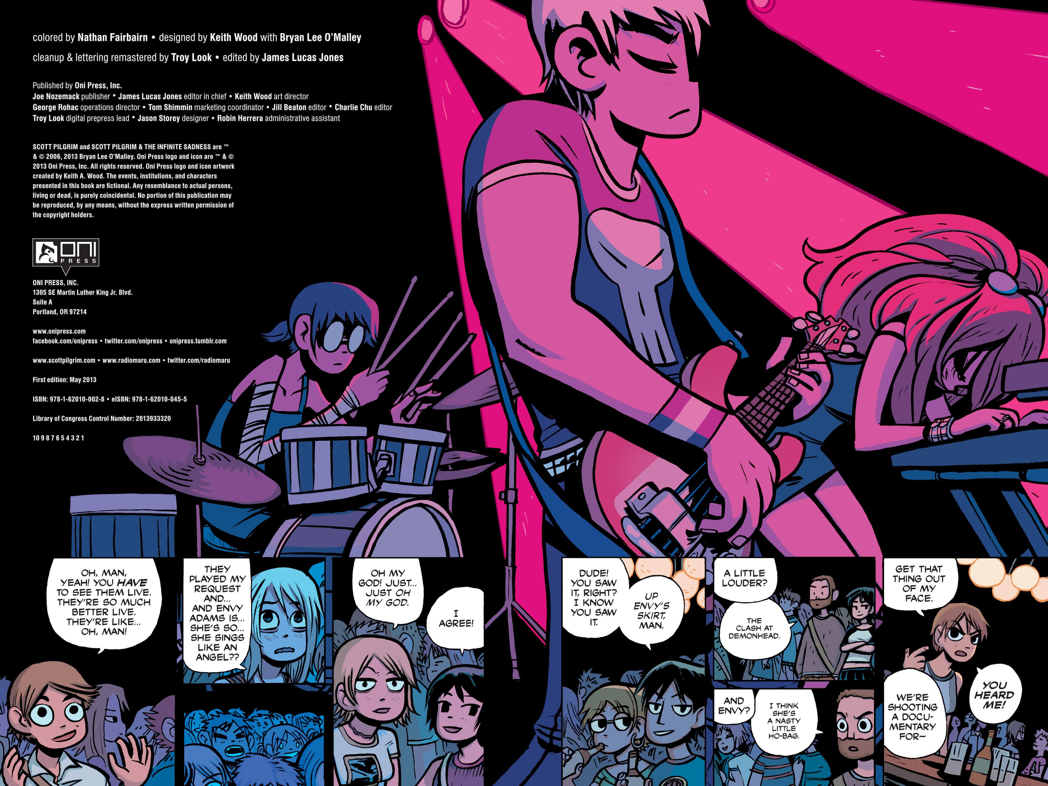 Read online Scott Pilgrim comic -  Issue #3 - 8