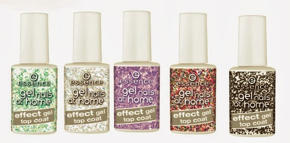 Gel nails at home french manicure tip stickers essence