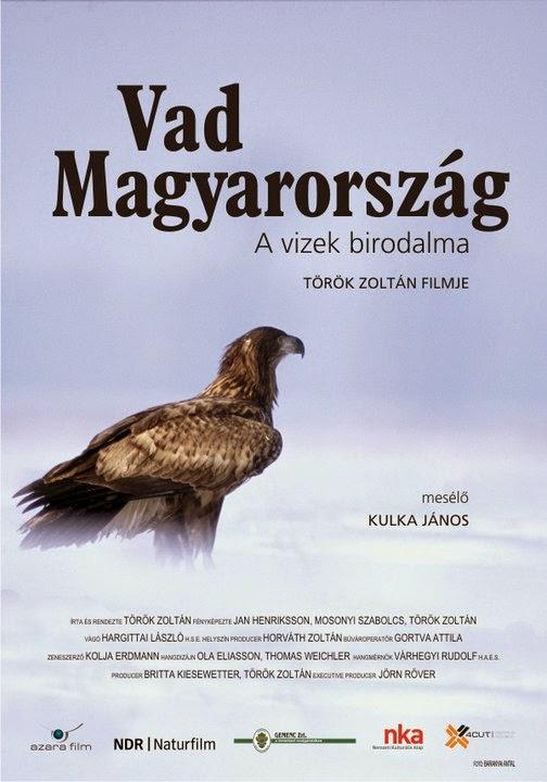 Vad Magyarország, film, természetfilm, A vizek birodalma, Török Zoltán,
