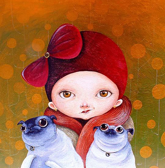 Ilustración de Lucho Salcedo