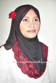 Roses Shawl