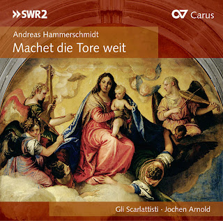 Andreas Hammerschmidt & Johann Rosenmüller - Machet die Tore weit