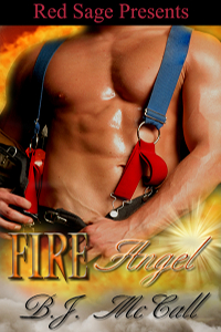 Fire Angel by B.J. McCall