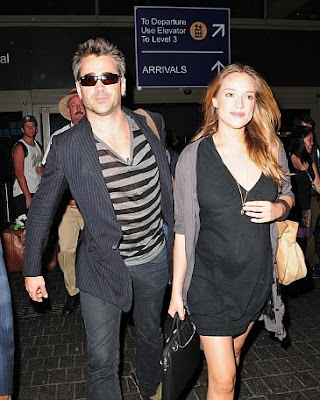 Colin Farrell Girlfriend