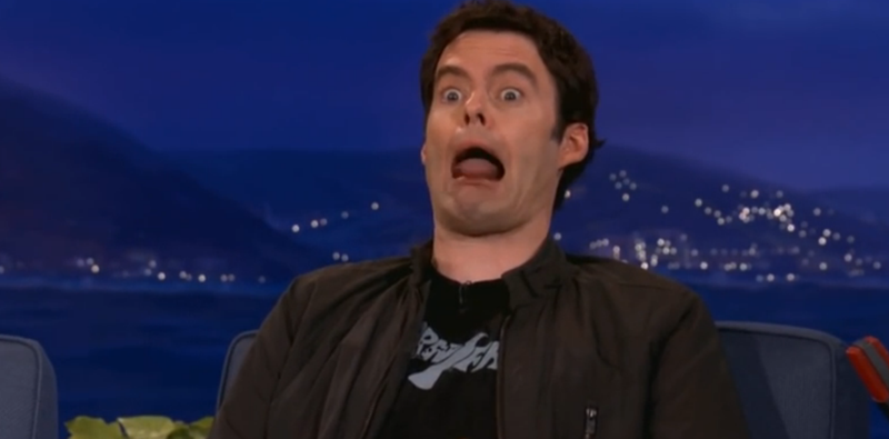"Bill Hader's Killer ""Star Wars"" Impressions"
