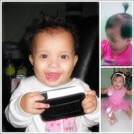 Aleesya 10 month
