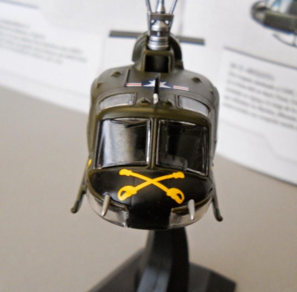 modelismo de helicopteros de combate