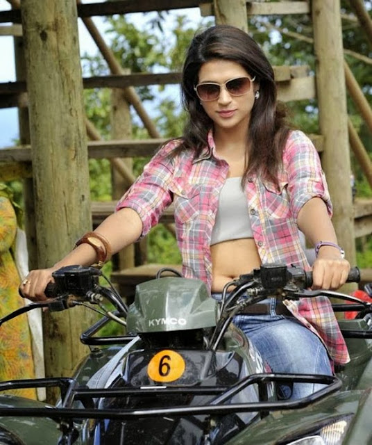 Shraddha Das New Stills With Coolers