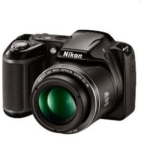 Flipkart : Nikon Coolpix L330 Camera + 4GB card + Pouch + Battries & Charger Rs. 10016