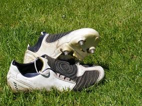 Voetbalschoenen gras en kunstgras