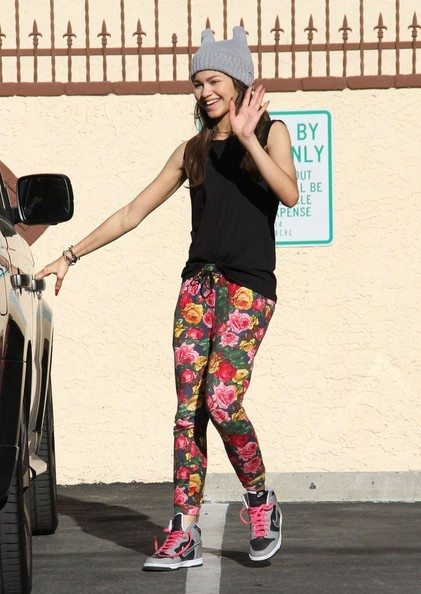 "Celebrities Go To Rehearsals For &Quot;dancing With The Stars"" On March 30"
