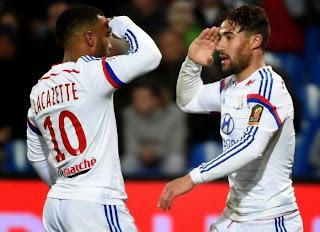 Montpellier - Lyon : Lyon et Fekir intraitables ! (1-5)