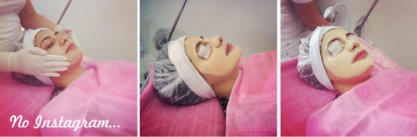 peeling ultrassonico + nutrição facial com adcos - Espaço BL