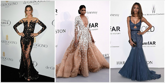 Cannes Film Festival 2015: Izabel Goulart, Chanel Iman, Jourdan Dunn