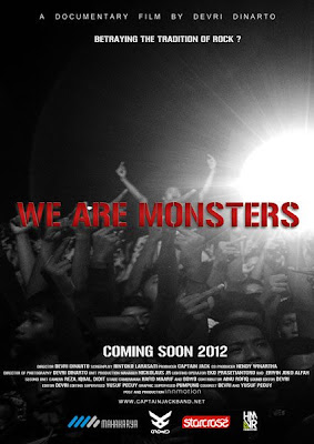 "Download Film Documentary Captain Jack ""WE ARE MONSTERS"""