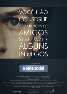 Download A Rede Social Dual Audio DVDRip XviD