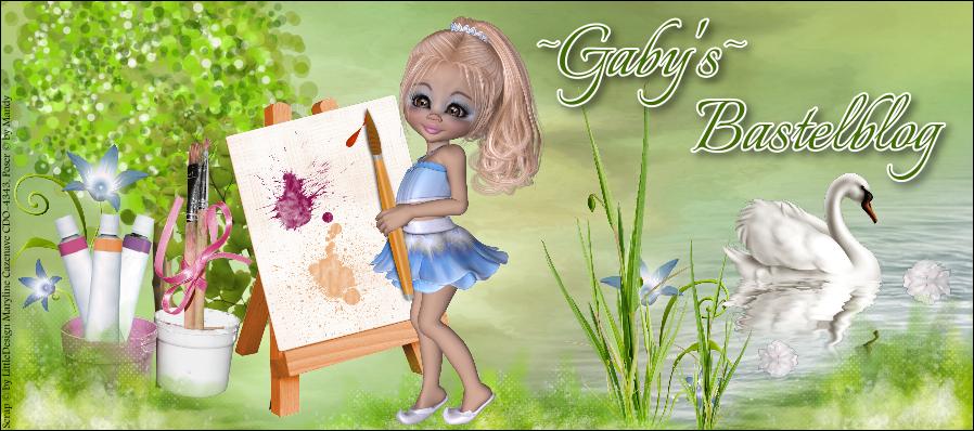 ~Gaby~'s Bastelblog