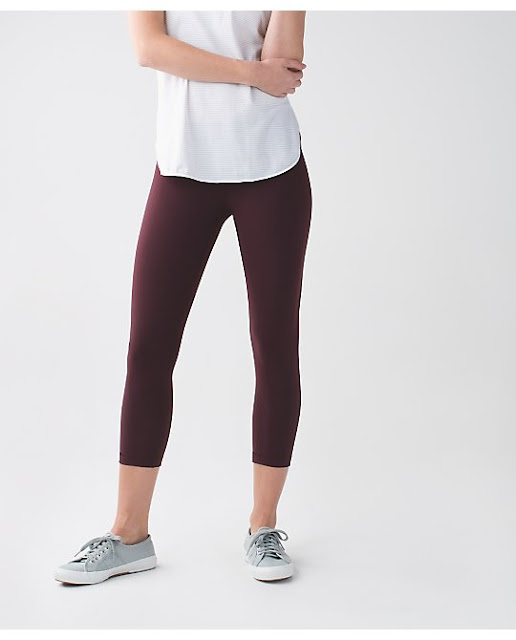 lululemon bordeaux-wunder-under-crop
