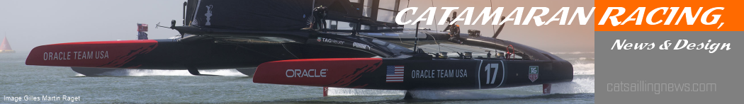 Catamaran Racing, News & Design