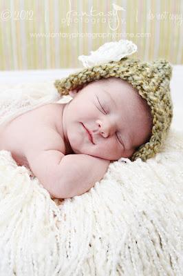 Triad Newborn Photographers - Fantasy Photography in Winston Salem NC