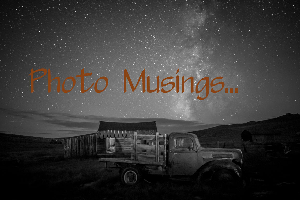 Photo Musings...