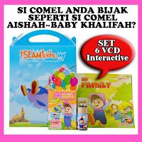 Set Baby Khalifah