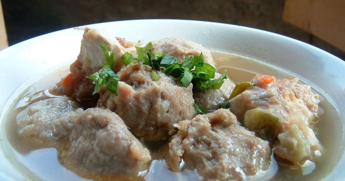 Resep Bakso Sapi yang Enak dan Kenyal - Tips Resep Cara
