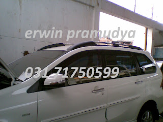 Toyota All New Avanza Roof Rail