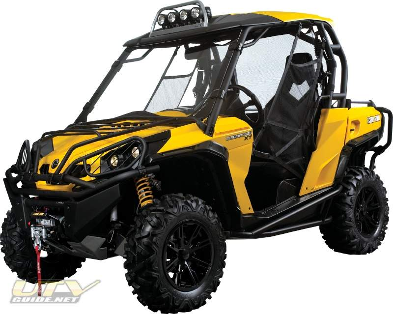 Top Sports Cars Amp Bikes Can Am Commander