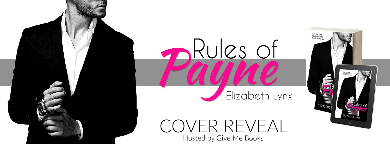 Rules of Payne Cover Reveal