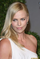 Charlize Theron Vanity Fair Oscar Party in West Hollywood