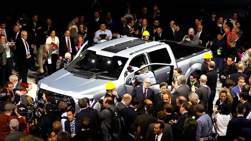 Most Important Vehicle at Detroit Auto Show