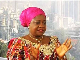 Jonathan has ran out of good luck – Buhari's aide, Lauretta Onochie