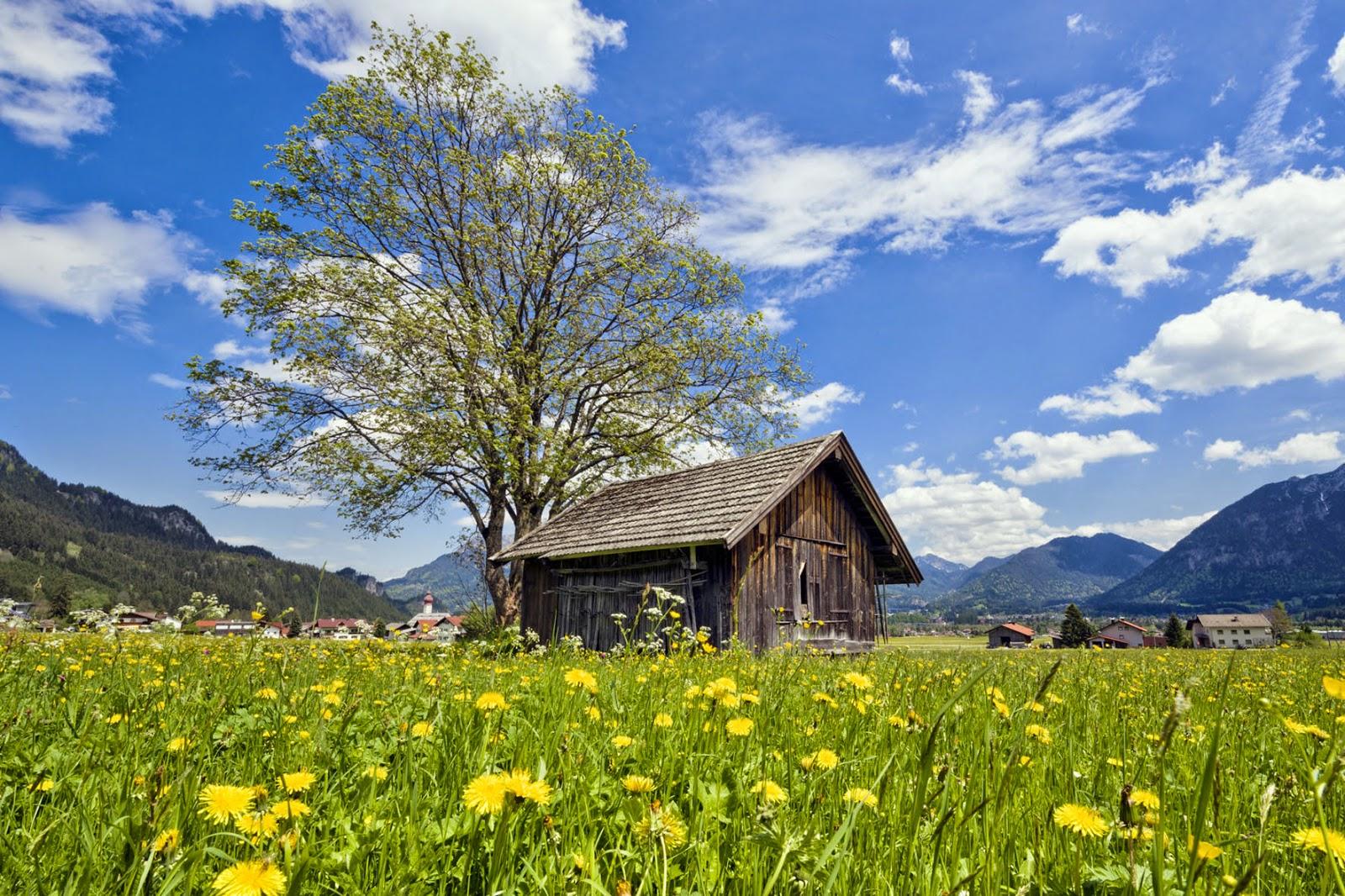 Naturschönheiten Tirol/Österreich