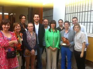 Premio Difusión de la Cultura 2012 Diputación de Jaén