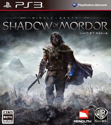 [GAMES][シャドウ・オブ・モルドール] Middle-Earth Shadow of Mordor (PS3/ISO/JPN)