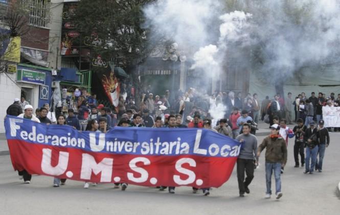 universidades de tarija bolivia: