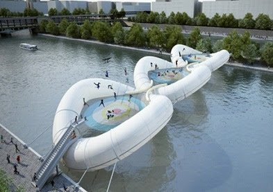 jembatan trampolin