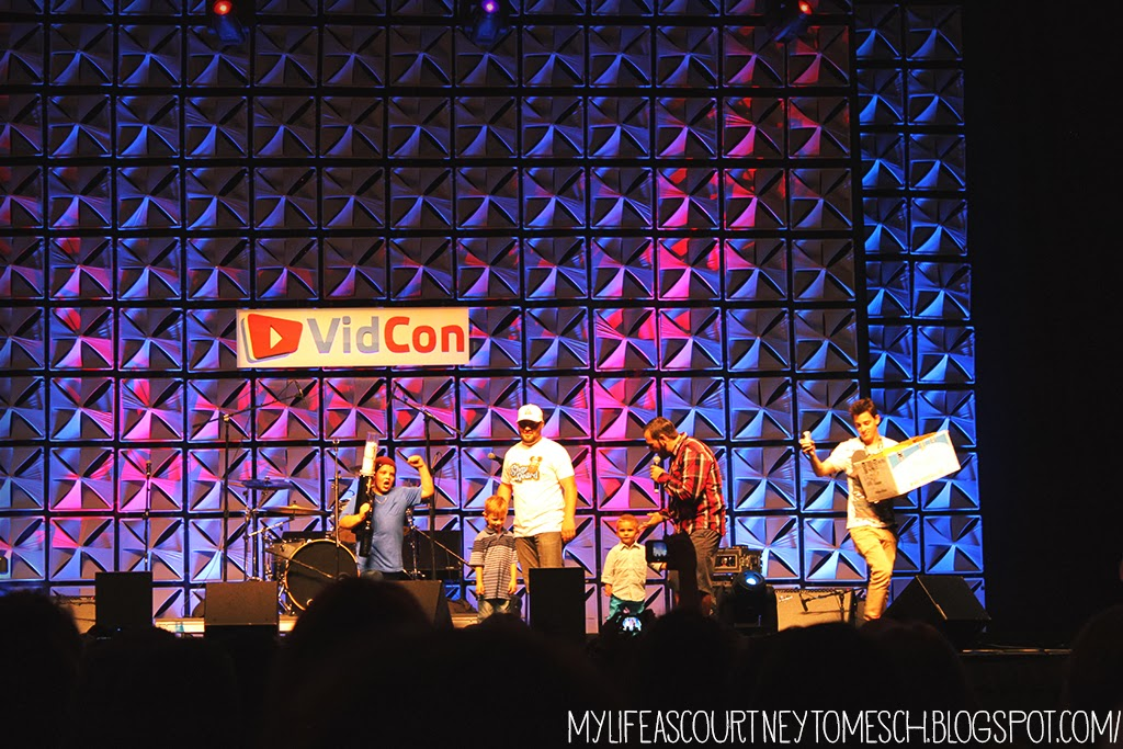 VidCon 2013 Shay Carl Jackson Harris